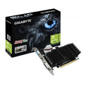 GV-N710SL-1GLV2.0 Видеокарта PCIE8 GT710 1GB GDDR3 GV-N710SL-1GL V2.0 GIGABYTE