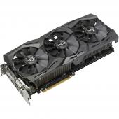ROG-STRIX-RX580-T8G-GAMING Видеокарта для майнинга AMD Radeon RX 580 8Gb DDR5, ASUS ROG-STRIX-RX580-T8G-GAMING