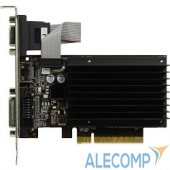 PA-GT710-2GD3H Видеокарта PALIT GeForce GT710 2GB 64Bit DDR3 RTL PA-GT710-2GD3H