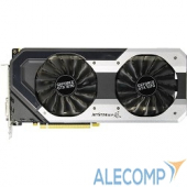 GTX1070JETSTREAM Видеокарта PALIT GeForce GTX1070 JETSTREAM / 8GB 256bit / DVI-D, HDMI, 3xDisplayPort / PA-GTX1070 JETSTREAM 8G / RTL