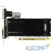 N730K-2GD3H/LP Видеокарта MSI N730K-2GD3H/LP RTL {nVidia GeForce GT 730 2048Mb 64bit GDDR3 902/1600 DVIx1/HDMIx1/CRTx1/HDCP}