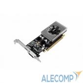 GT10302GB Видеокарта PALIT GeForce GT 1030 2 GB 64bit DVI, HDMI oem