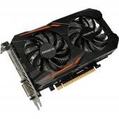 GV-N1050OC-2GD Видеокарта nVidia GTX 1050  2Gb DDR5, Gigabyte GV-N1050OC-2GD