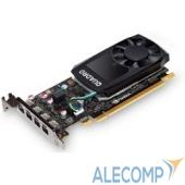 VCQP600-PB Видеокарта nVidia Quadro P600 2Gb DDR5, PNY VCQP600-PB