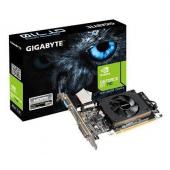 GV-N710D3-2GLV2.0 Видеокарта PCIE8 GT710 2GB GDDR3 GV-N710D3-2GL V2.0 GIGABYTE