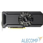 Видеокарта PALIT GeForce GTX1060 STORMX RTL 3G NV GTX 1060 3072Mb 192bit 1506, 8000 DVIx1, HDMIx1, DPx
