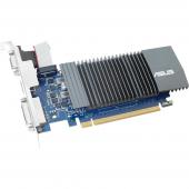 GT710-SL-2GD5-BRK Видеокарта nVidia GT 710 2Gb DDR5, ASUS GT710-SL-2GD5-BRK