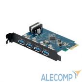 ORICOPVU3-4P ORICO PVU3-4P Контроллер PCI-E ORICO PVU3-4P
