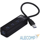 ORICOW5PH4-U3-BK ORICO W5PH4-U3-BK USB-концентратор ORICO W5PH4-U3 (черный)