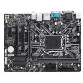 H310M S2P H310M S2P Gigabyte H310M S2P / Socket 1151, Intel H310, 2xDDR4-2666, D-SUB+DVI-D+HDMI, 1xPCI-Ex16, 1xPCI-Ex1, 2xPCI, 4xSATA3, 1xM.2, 8 Ch Audio, GLan, (4+2)xUSB2.0, (2+2)xUSB3.1, COM, 1xPS/2, mATX, RTL