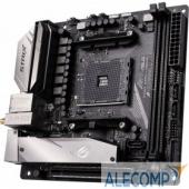 ROGSTRIXX370-IGAMINGRTL ASUS ROG STRIX X370-I GAMING RTL {Socket AM4,Z370,2xDDR4,SATA 6Gb/s,mATX }