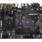 GA-A320M-HD2 GigaByte GA-A320M-HD2 Socket AM4, AMD A320, 2*DDR4, PCI-E, SATA 6Gb/s + RAID, ALC887 8ch, GLAN, USB3.1, D-SUB + DVI-D + HDMI, mATX