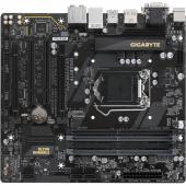 GA-B250M-D3H GigaByte GA-B250M-D3H Socket 1151, iB250, 4*DDR4, PCI-E, SATA 6Gb/s, M.2, SATA Express, ALC887 8ch, GLAN, USB3.0, D-SUB + DVI-D + HDMI + DP, mATX