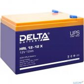 HRL12-12X Аккумулятор Delta HRL 12-12 X (12Ah, 12V) HRL12-12X