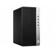 3XW80EA Компьютер 3XW80EA Пк HP ProDesk 600 G4 MT Core i3-8100 3.6GHz,8Gb-2666(1),1Tb 7200,DVDRW,USB kbd+mouse,VGA,3y,Win10Pro