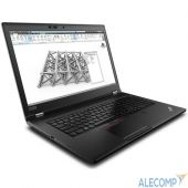 "20MB0003RT 20MB0003RT Рабочая станция Lenovo ThinkPad P72 17.3"" FHD (1920 x 1080) IPS, i7-8750H, 16GB DDR4, 256GB SSD, 1TB/7200, Nv Quadro P2000 4GB, NoODD, NoWWAN(N.UPG), WiFi, BT, TPM, FPR+SCR, IR Camera, 6 Cell, Win 10 Pro, 3YR OS, Black"