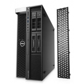 5820-2677 Компьютер 5820-2677 Dell Precision T5820 W-2104(3.2GHz, 4C), 16GB, 256GB SSD SATA 1TB SATA 7.2k, 5GB Quadro P2000, DVD-RW,Win10 Pro, keyboard, mouse, 3Y Basic NBD