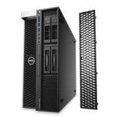 5820-2684 Компьютер 5820-2684 Dell Precision T5820 W-2123, 16GB, 256GB SSD SATA 1TB SATA 7.2k, 8GB Quadro P4000, DVD-RW,Win 10Pro, keyboard, mouse, 3Y Basic NBD