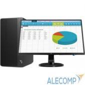 4YV35ES Компьютер HP Bundles 290 G2 4YV35ES MT i3-8100/8Gb/256Gb SSD/DVDRW/W10Pro/HP Monitor N246v
