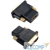 A7004 PERFEO Переходник HDMI A розетка - DVI-D вилка (A7004)
