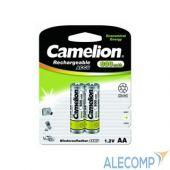 2202 Camelion   AA- 800mAh Ni-Cd BL-2 (NC-AA800BP2, аккумулятор,1.2В)