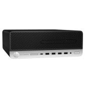 4HN49EA 4HN49EA Компьютер HP EliteDesk 705 G4 SFF AMD R7 Pro 2700 / 8GB / 512GB SSD / Win10Pro / DVD-WR / 3yw / USB Slim kbd / USBmouse / HP VGA Port