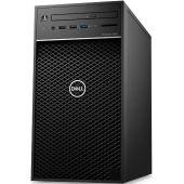 3630-5652 3630-5652 Dell Precision T3630 MT, E-2124, 8GB, 256GB SSD 1TB SATA, DVD-RW, 4GB NVIDIA Quadro P1000(4mDP), DOS, keyboard, mouse, 3Y Basic NBD