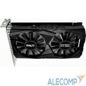 1683336 PALIT GeForce GTX1650 4 GB  DUAL  128bit GDDR5 HDMI, 2xDP Ret NE5165001BG1-1171D