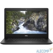 3481-4110 3481-4110 Ноутбук Dell Vostro 3481 I3-7020U (2,3GHz) 14,0'' FHD  8GB 256GB SSD  3cell (42 WHr) SSD M.2 PCIe Linux 1year NBD