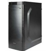 MT200DAB MT200DAB Компьютер IRBIS Office 200 MT , I3-8100, 8Gb, HDD 1Tb, PSU 450W, DOS, black,