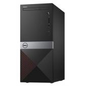 3670-5369 3670-5369 Компьютер Dell Vostro 3670 MT Pentium G5420 (3,8GHz) 4GB  1TB Intel UHD 630 MCR Linux 1y NBD