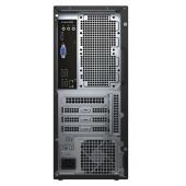 3670-5383 3670-5383 Компьютер Dell Vostro 3670 MT i3-9100 (3,6GHz)4GB  1TB Intel UHD 630 MCR Linux 1y NBD