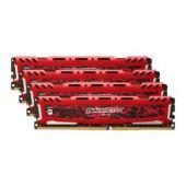BLS4K4G4D26BFSE Оперативная память Crucial 16GB PC21300 DDR4 KIT4 BLS4K4G4D26BFSE