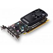 VCQP400-SB VCQP400-SB VGA PNY NVIDIA Quadro P400, 2 GB GDDR5/64-bit, PCExpress 3.0 x16, 3?mDP 1.4, 30 W, 1-slot cooler, blk,без аксессуаров