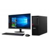30CY002JRU 30CY002JRU КомпьютерLenovo ThinkStation P330 Gen2 Tower C246 400W, i9-9900(8C,3.1G), 2x 8GB-2666 nECC 1x512GB SSD M.2, Quadro RTX 4000 8GB 3xDP,  1xGbE RJ-45 Win10Pro-Rus,