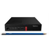 30CF0037RU 30CF0037RU КомпьютерLenovo ThinkStation P330 Tiny I5-9500T(2.2G,6C), 1x8GB 2666 SODIMM, 256GB SSD M.2., Quadro P620 2GB 4x MiniDP, NoWiFI/ 1xGbE RJ-45 135W Adapter, Win10Pro-Rus,