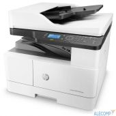 8AF72A 8AF72A HP LaserJet MFP M443nda (p/c/s, A3, 1200dpi, 25ppm, 512Mb, 2trays 100+250, ADF 100, duplex, Scan to email/SMB/FTP, PIN printing, USB/Eth, cart. 4000 pages & USB cable in box, 1y warr, repl. W7U02A)