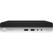 7PH61EA 7PH61EA HP ProDesk 400 G5 Mini i5-9500T,8GB,512GB M.2,USBVGA Port,Win10Pro,
