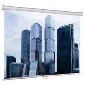 LEP-100123 LEP-100123 Настенный экран Lumien Eco Picture 153х240см (рабочая область 145х232 см) MW восьмигранный корпус, возможность потолочн./настенного крепления, уровень в комплекте, 16:10 (треугольная упаковка)