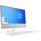 """14Q34EA 14Q34EA HP Pavilion 24-k0013ur 23.8"""" FHDFHD i3-10300T, 4GB 2666, SSD 256Gb, Internal graphics, , 5MP Webcam, White, Win10, 1Y Wty"""