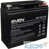 SV-0222017 Аккумулятор Sven SV12170 (12V 17Ah)