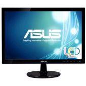 """VS197DE Монитор ASUS 18.5"""" VS197DE LED, 1366x768, 5ms, 250cd/m2, 90°/50°, D-Sub, Black, 90LMF1001T02201C"""