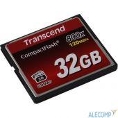 TS32GCF800 Флеш-накопитель Transcend 32GB CompactFlash 800X TS32GCF800