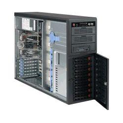 Серверные корпуса Supermicro