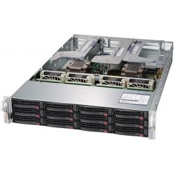 Серверные платформы SuperMicro
