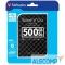 "53193 Verbatim Portable HDD 500Gb Store'n'Go USB3.0, 2.5"" [53193] Black"