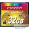 TS32GCF1000 Compact Flash 32Gb Transcend, High Speed (TS32GCF1000) 1000-x