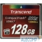 TS128GCF800 Compact Flash 128Gb Transcend, High Speed (TS128GCF800) 800-x
