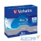 43715 Verbatim Диск BD-R 25Gb 6x Scratchguard+ Jewel Case (5шт) (43715)