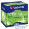 43123 Verbatim Диск CD-RW 700Mb 2x-4x DataLife+ (10шт) (43123)